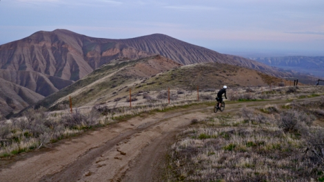 Hot Springs and Gravel Roads: Panoche HillsWeekend